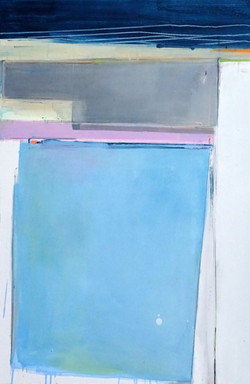 ATLANTICO I, Öl / Grafit / Leinwand | 120 x 80 cm