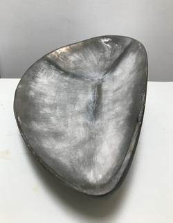 WERDEN | Lindenholz, Pigmente gebürstet, 33 x 22 x 12 cm | 2020