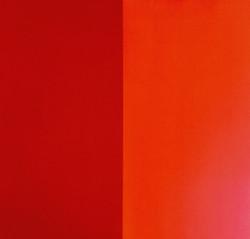 RED ONES (Serie) | Öl auf Leinwand, 60 x 60 x 4,5 cm | 2020