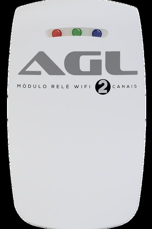Módulo Relé WiFi - 2 Canais