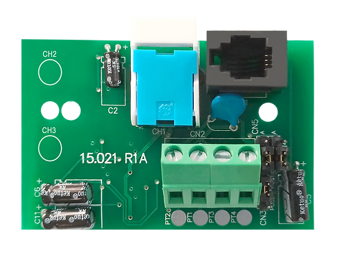 Placa Interfone S100