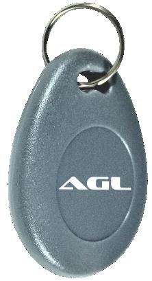 Chave Digital - Chaveiro TAG