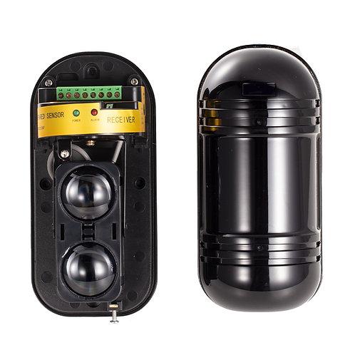 Sensor de barreira feixe duplo