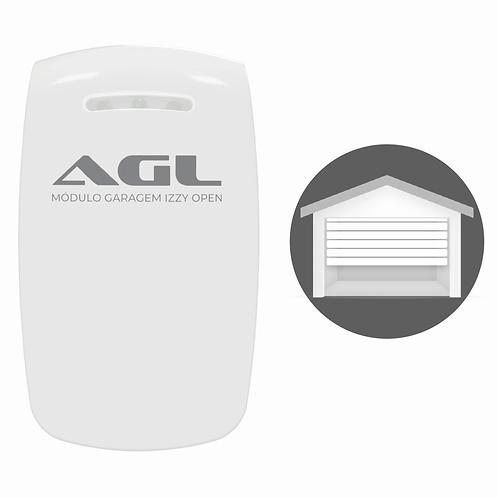 Izzy Open 433mhz - Módulo Garagem inteligente