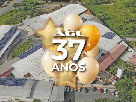 AGL: Conectando você à Segurança Eletrônica há 37 anos!