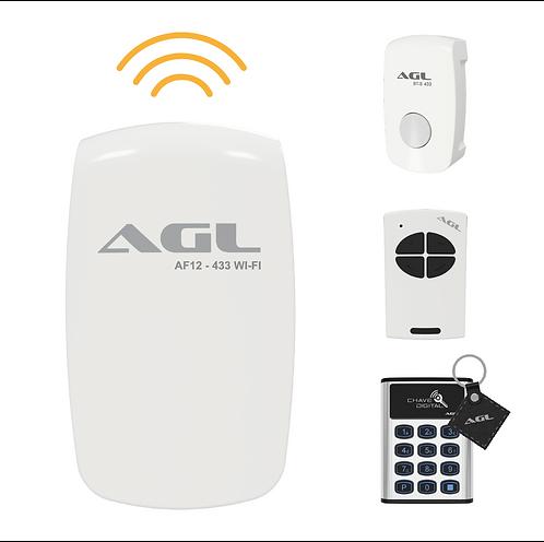 Kit Acesso Sem Fio 433 +WiFi