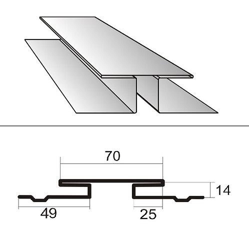 Планка соединительная ПС.14А окраш