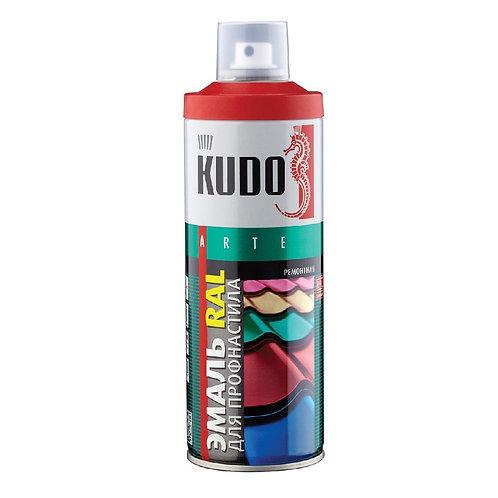 Эмаль KUDO для профнастила RAL