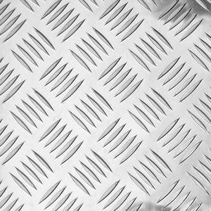 Лист алюминиевый рифленный 1,5мм