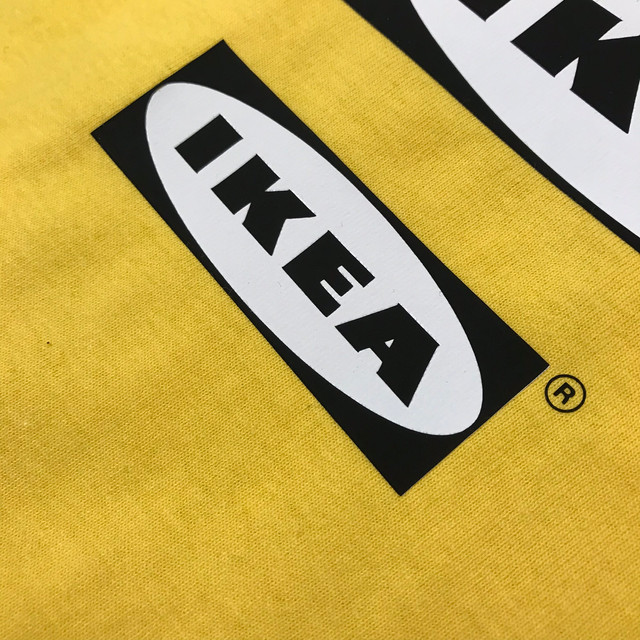 ikea_two_colour_print_corporate_uniform_