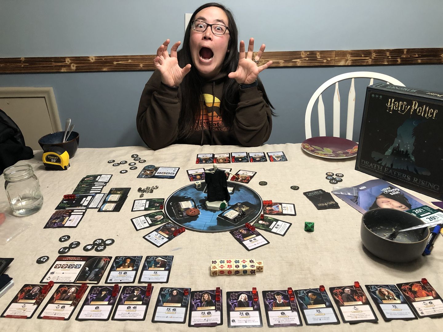 Harry Potter game night