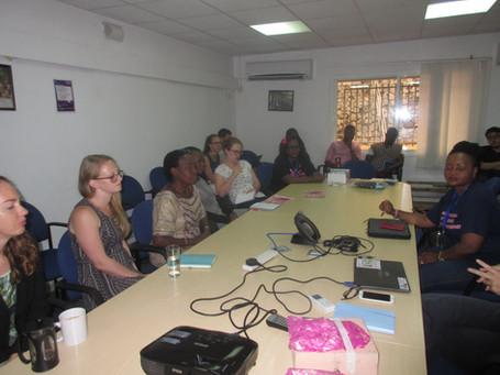 Well Woman Clinic DfID Outreach
