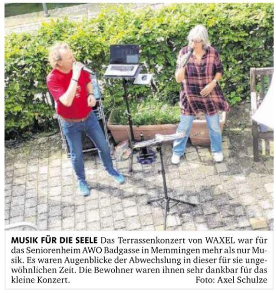 Memminger Zeitung Extra 08-07-2020