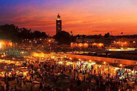 Marrakesch erleben