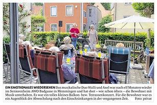"Memminger Zeitung ""extra"""