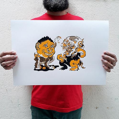 Marciel Conrado e Atsuo Nakagawa - 02