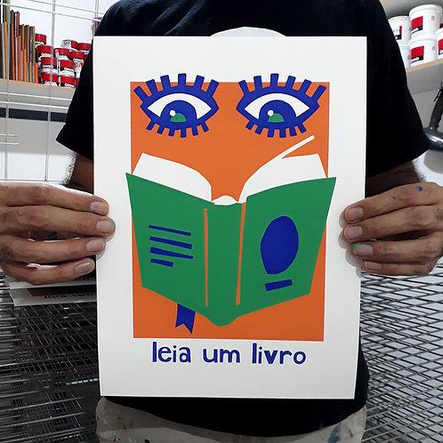 Clara do Prado - Leia um Livro