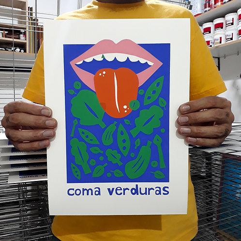 Clara do Prado - Coma Verduras