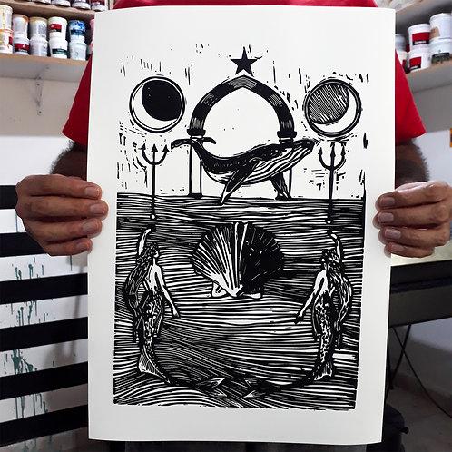 Raul Luna - Sereias do Mar 01