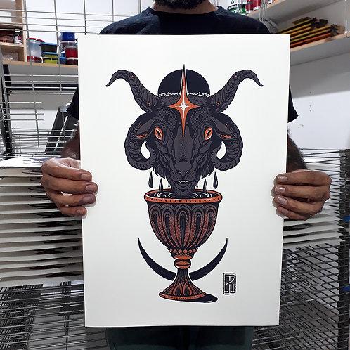 Raphael Torres - Cálice da Redenção