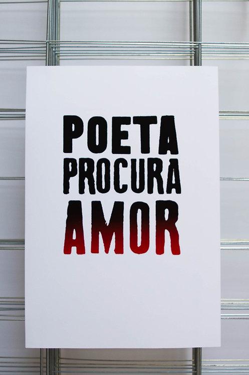 Poeta Procura Amor