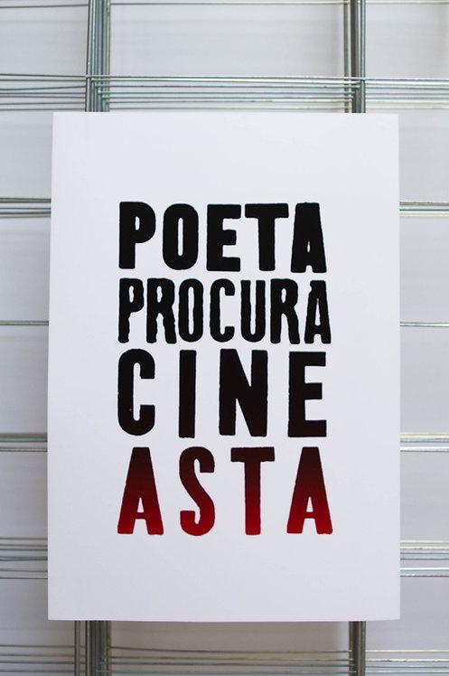 Daniel Minchoni | Poeta Procura Cineasta
