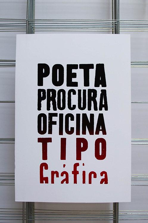 Poeta Procura Oficina Tipográfica