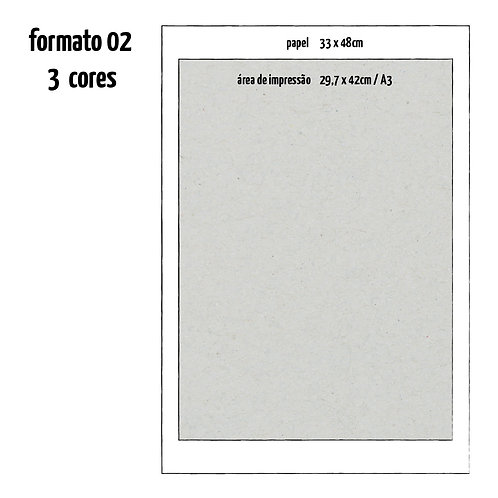 Formato 02 - 03 Cores