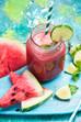 Wassermelone-Minze