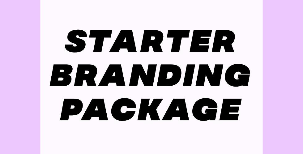 Starter Branding Package