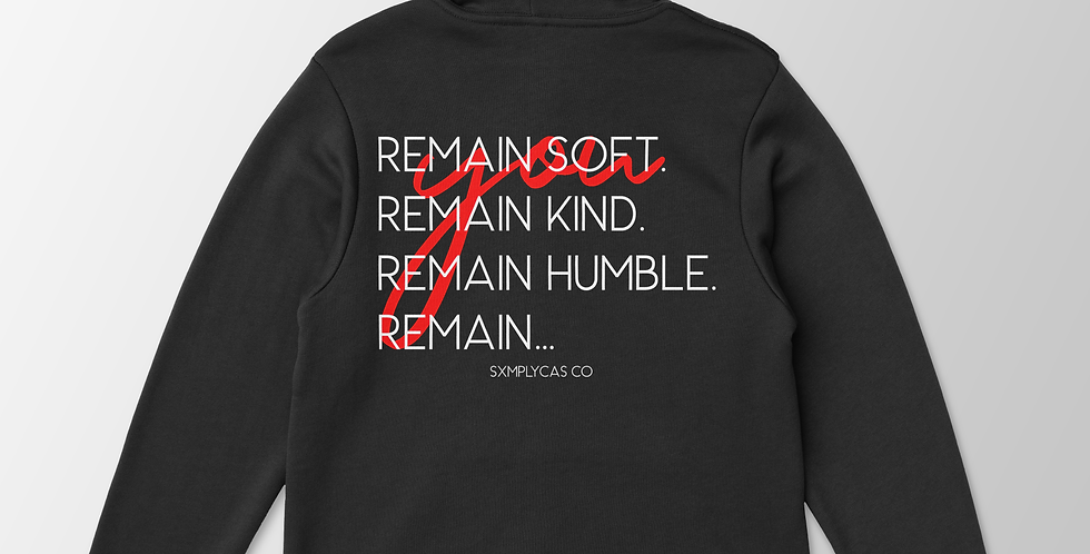 Remain You Hoodie