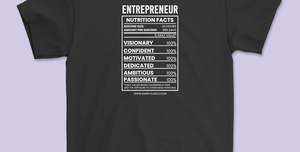 Entrepreneur Facts
