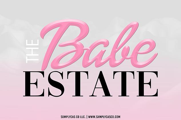 The Babe Estate Logo