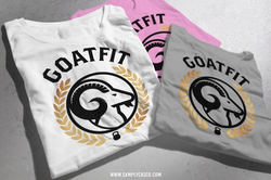 final goatfit shirt mockup