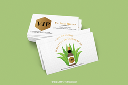 VIP Business Card Mockup