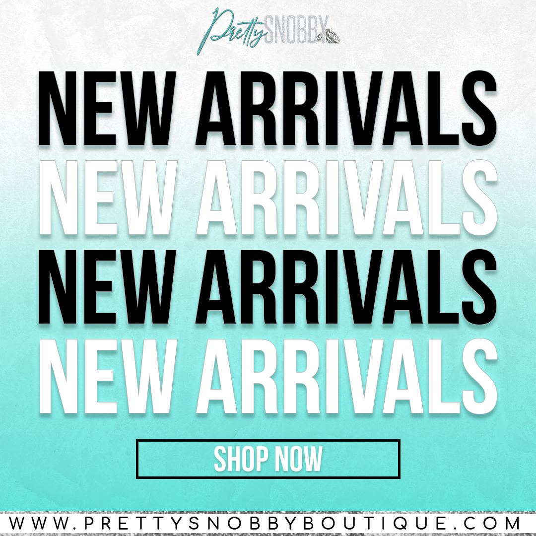 Pretty Snobby New Arrivals Template
