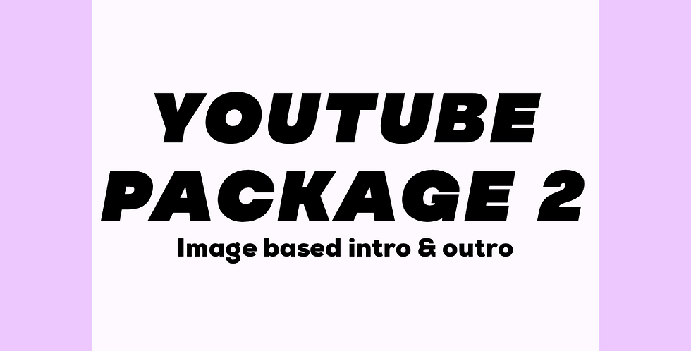 Image-based Intro and Outro