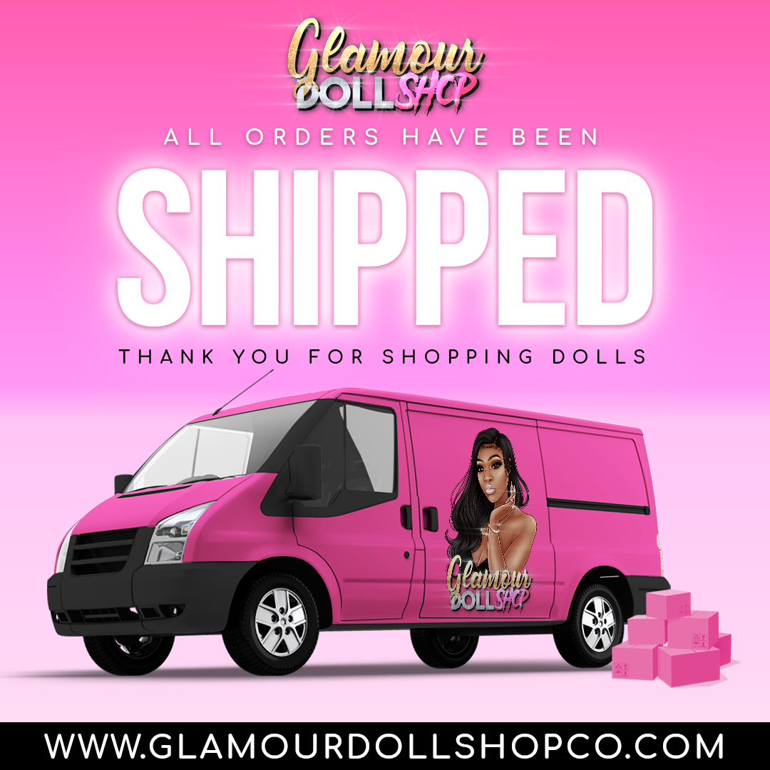 Glamour Doll Shop Template