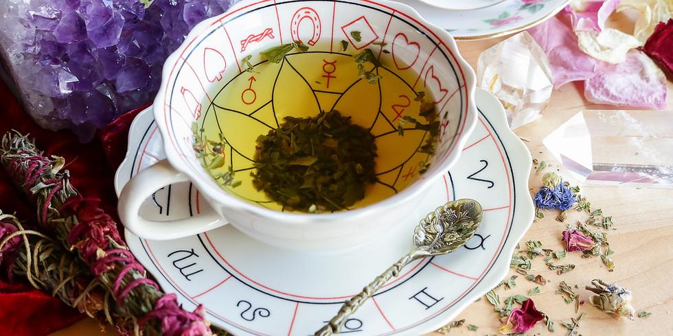 Tasseomancy - The Art of Tea Leaf reading