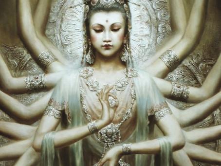 Goddess Quan Yin