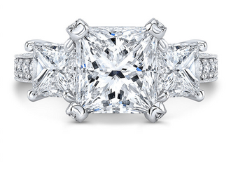 The most popular diamond shapes that will help you choose the right engagement ring!