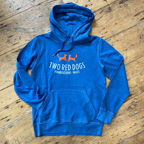 Two Red Dogs Logo Hoodie