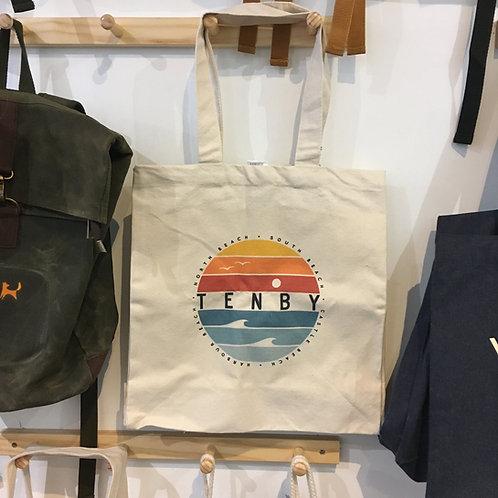 Tenby Circle Tote Bag