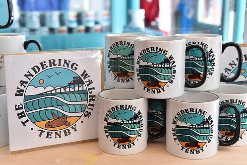 Ceramic Mug - Wally the Walrus