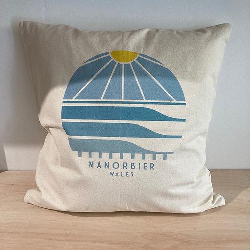 Manorbier Fairtrade Cushion