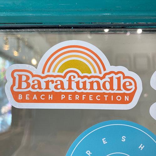 Barafundle Sticker