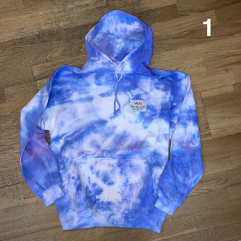 One Off Tie Dye Experiments