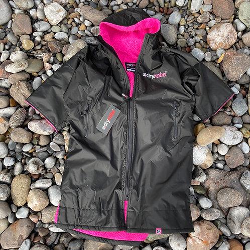 Dryrobe Black/Pink