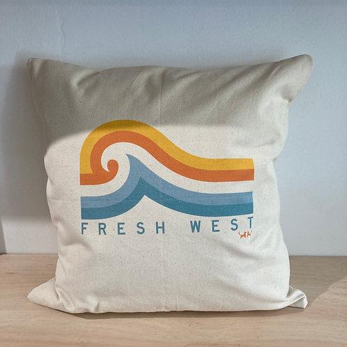 Fresh West Fairtrade Cushion