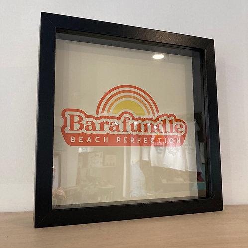 Barafundle Framed Print